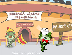 Kont�r At - Kurbaga