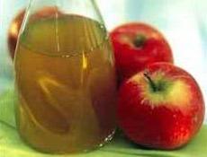 Elma sirkesi mucize yaratıyor