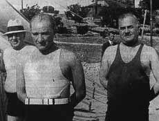 Atatürk'ün tuttuğu takım!