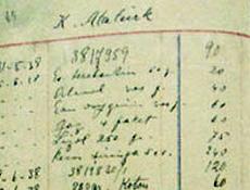 İşte Atatürk'ün son reçetesi