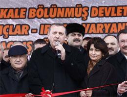 Erdoğan çetelere meydan okudu