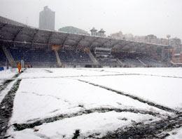Beşiktaş'ın maçı ertelendi