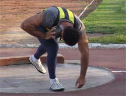 Fenerli sporcu dopingi duyup kaçtı