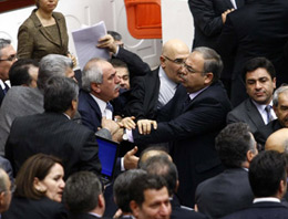 Meclis'teki kavga Ordu'ya sıçradı