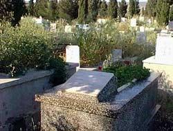 Öldürülen çoçuk başkasının mezarından çıktı!