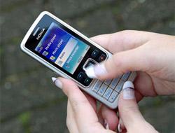 Cep telefonukanser ediyor