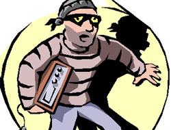 Hırsız iş üzerindeyken uyudu 64229
