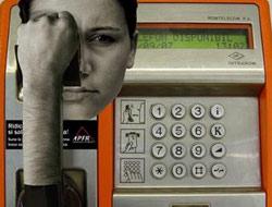 Ankesörlü telefonda internet!