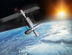 Uzayda ilk uydu kazası