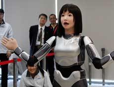 robot manken