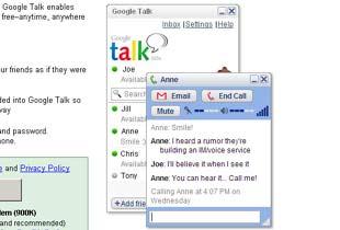 8995 - Google'dan MSN'ye rakip...