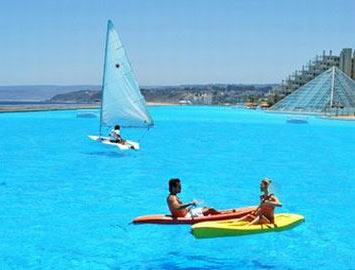 Bu dünyanın en büyük havuzu