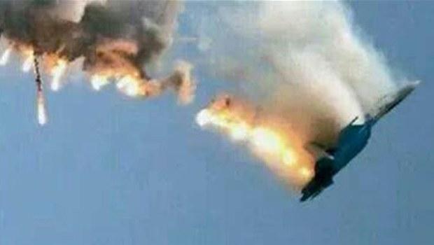 suriye uçağı vuruldu.jpg