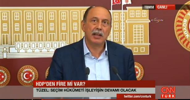 hdp istanbul milletvekili levent tüzel bakanlık teklifini reddeti.jpg