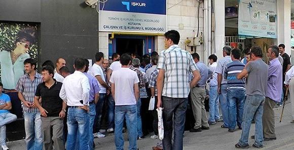 Türkiye'de işsizlik