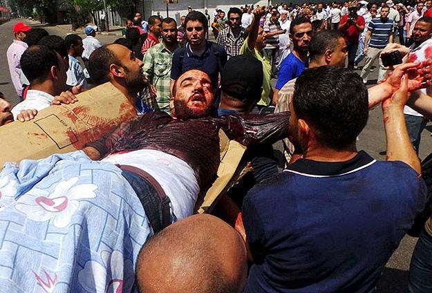 Mısırda katliam: 2013