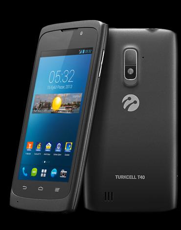 turkcell t40 ilk yerli akıllı telefon
