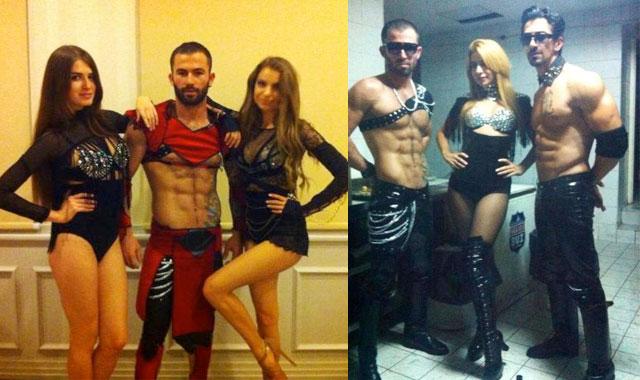 Survivor Turabi kimdir? İşte Turabi'nin striptiz resimleri