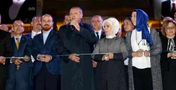 cumhurbaşkanı recep tayyip erdoğan'dan bilal erdoğan esprisi